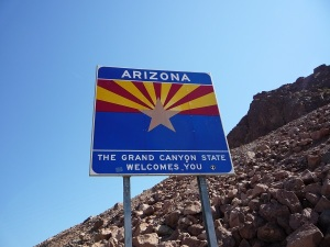 144 USA Arizona Border
