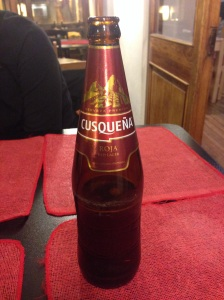 Cusquena Roja PERU