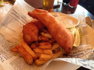 Fish & Chips CANADA