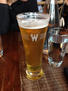 Whistler Brewing Pale Ale CANADA