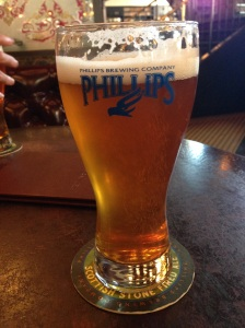 Phillips Lager CANADA
