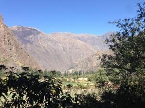 Valle Ollantaytambo