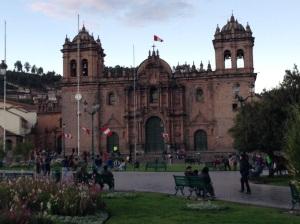 Cattedrale di Cuzco