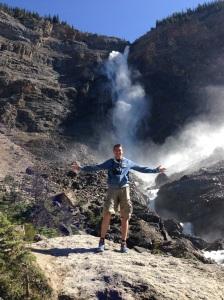 Takakkaw Falls. Yoho National Park