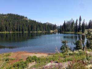 Stagleap Provincial Park, verso Fernie