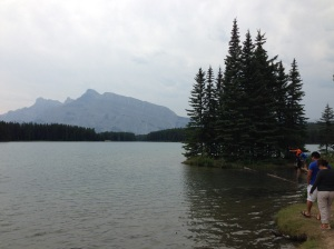 Two Jack Lake. Banff