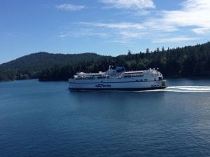 Le piccole isole intorno a Vancouver