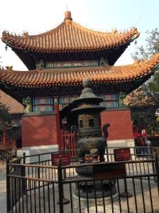 Pechino: il tempio dei Lama