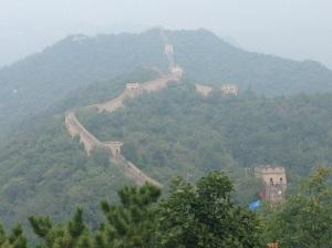 Muntianyu: la grande muraglia