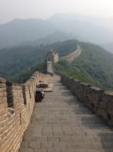 Munti anni: la grande muraglia