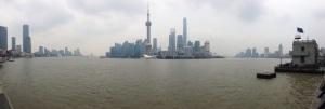 Shanghai: skyline