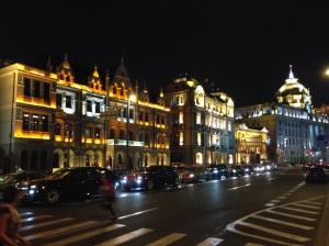Shanghai: il Bund