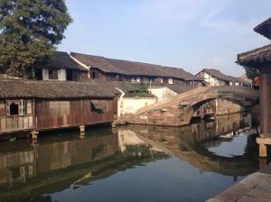 Wuzhen: città sull'acqua