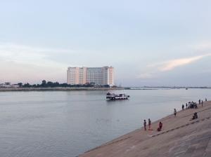Il fiume Tonle Sap