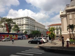 Francia o Vietnam? Saigon