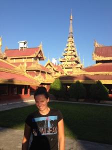 Mandalay: palazzo reale