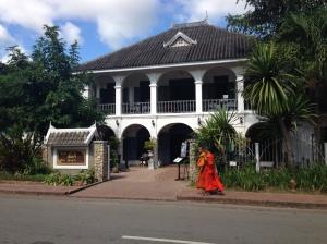 Luang Prabang: stile coloniale