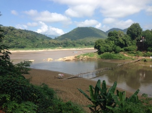 Dove il fiume Khan incontra il Mekong