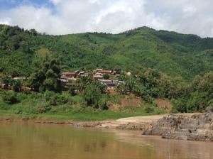 Villaggi sul Mekong
