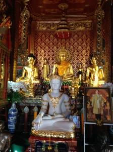 Chiang Rai: Wat Prah Kaeo