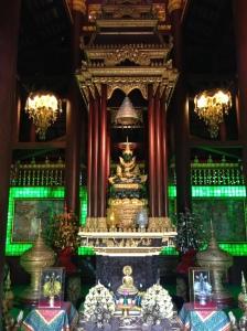 Chiang Rai: il Buddha smeraldo