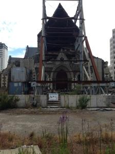 I danni alla Cattedrale